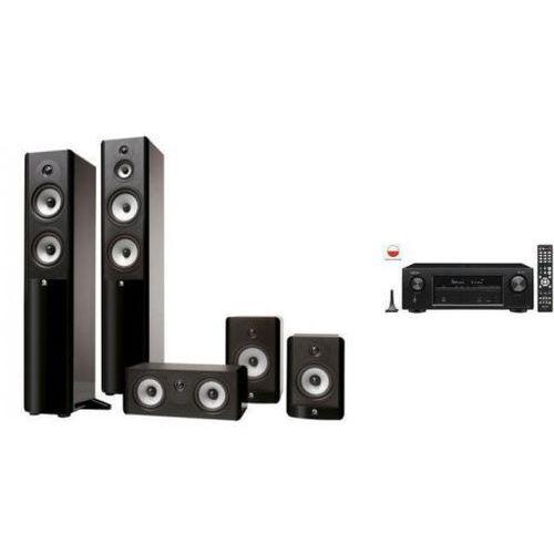Denon avr-x1400 + boston acoustics a250 a23/ a22 marki Zestawy