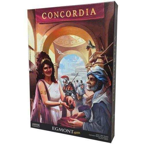 Concordia marki Egmont