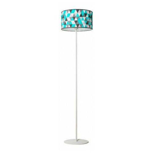 Lumes Lampa podłogowa z geometrycznym wzorem - ex497-demetes