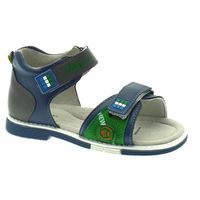 Sandały dla dzieci Wojtyłko 2520 Blue - Niebieski