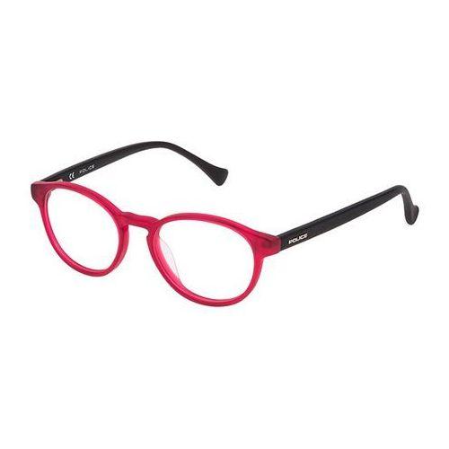 Okulary korekcyjne  vk042 solid 2 kids 07fz marki Police