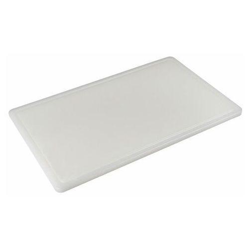 Tom-gast Deska z polietylenu haccp biała
