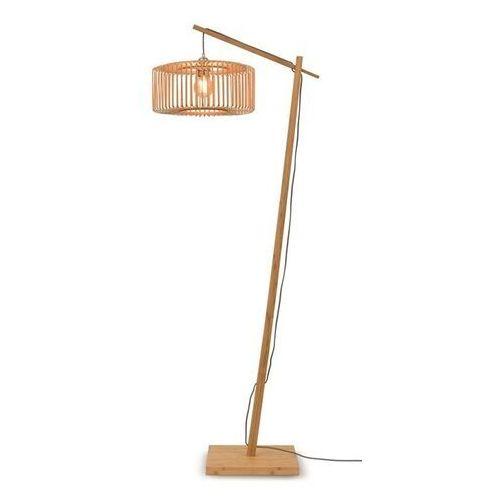 Good&mojo lampa podłogowa bromo naturalna 40x18 bromo/f/ad/n/4018/n (8716248086370)