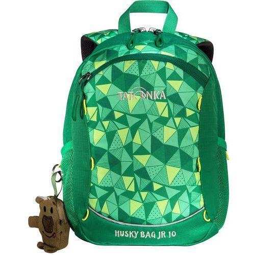 Tatonka husky 10 plecak dzieci zielony 2018 plecaki szkolne i turystyczne (4013236165449)