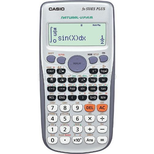fx-570es-s plus marki Casio
