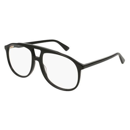 Okulary Korekcyjne Gucci GG 0264O 001