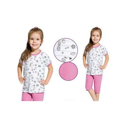 Piżama dziecięca amelia: róż marki Taro