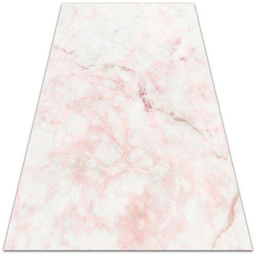 Nowoczesna wykładzina tarasowa nowoczesna wykładzina tarasowa biało różowy kamień marki Dywanomat.pl