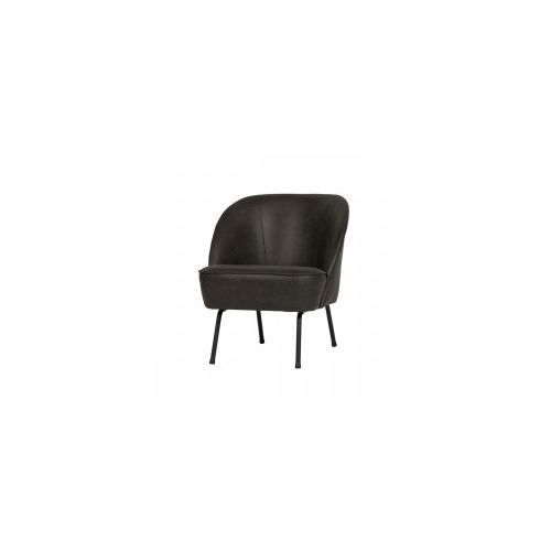 Fotel VOGUE leather black - Be Pure Home
