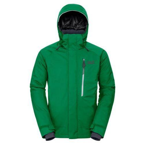 Kurtka exolight icy jacket men - forest green marki Jack wolfskin