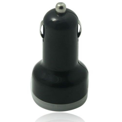 "Ładowarka 2xusb 12-24v samochodowa 2.1a / 1.0a 5v kolor czarny (gustaf) marki ""gustaf"" kacper gucma"