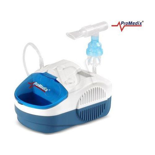 Inhalator Promedix PR-800 Zestaw nebulizator, maski, filtry, 74BF-9048A