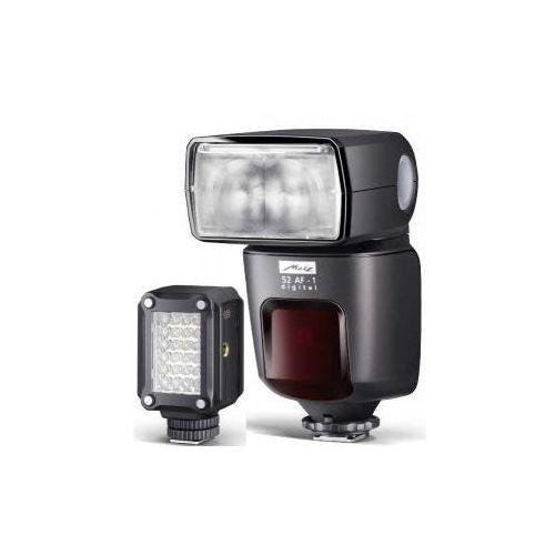 METZ 52 AF-1 LED-160 lampa mocowanie Canon