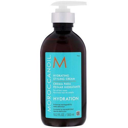 MoroccanOil Hydrating Styling Cream Organiczny krem do stylizacji każdego rodzaju włosów 300 ml