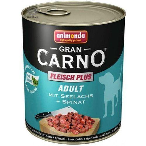 grancarno adult wołowina-rdzawiec-szpinak 800g marki Animonda