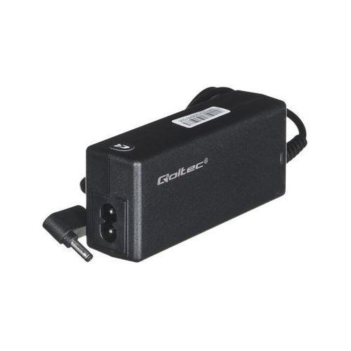Qoltec Zasilacz do Asus 45W   19V   2.37A   4.0*1.35   +kabel zasilający DARMOWA DOSTAWA DO 400 SALONÓW !!, 51506.45W