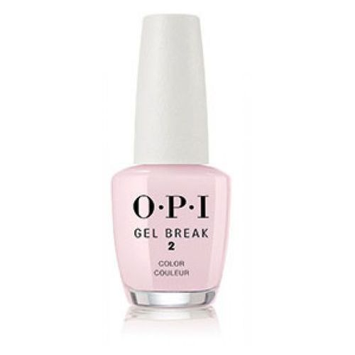 Opi gel break color - properly pink kolor systemu opi gel break (properly pink)