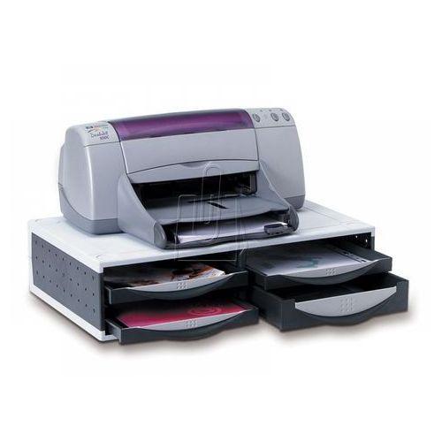 Podstawka pod drukarkę/fax srebrno-czarna Fellowes 24004