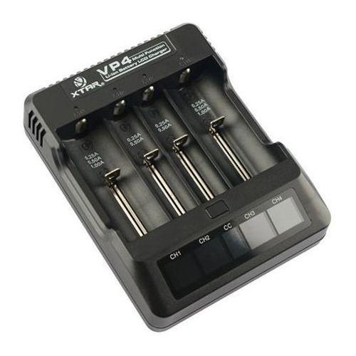 ładowarka do akumulatorów cylindrycznych li-ion 18650 Xtar VP4 - sprawdź w wybranym sklepie