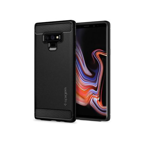 Spigen Etui rugged armor samsung galaxy note 9 matte black