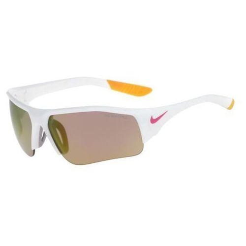 Okulary Słoneczne Nike SKYLON ACE XV JR R EV0910 Kids 158, kolor żółty