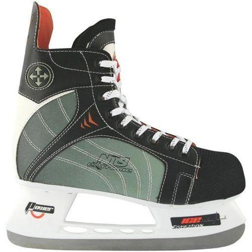 Łyżwy hokejowe NILS EXTREME NH401S (rozmiar 35) + DARMOWY TRANSPORT!