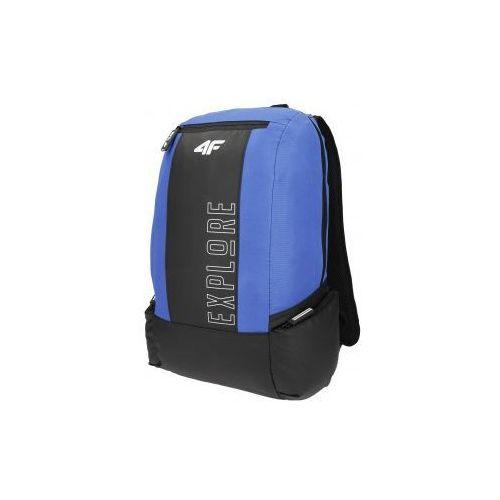 plecak miejski pcu010 - kobalt marki 4f