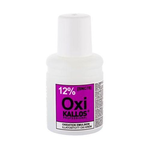 Kallos Oxi Kremowy utleniacz 12% do profesjonalnego użytku (Oxidation Emulsion 12% [SNC78]) 60 ml (5998889506032)