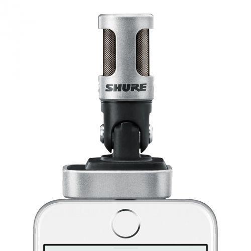 Shure motiv mv88 mikrofon pojemnościowy lightning dla urządzeń ios