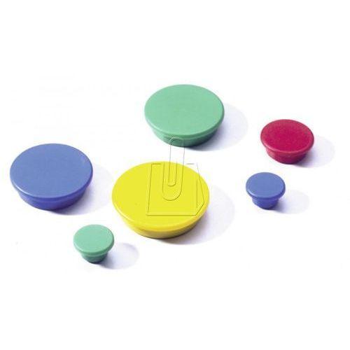 Durable Magnesy do tablic średnica 32mm mix kolorów 4 sztuki 4703 00