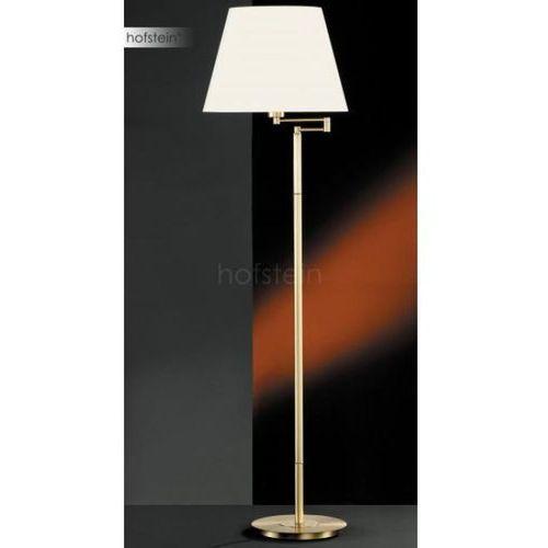Honsel wiesbaden lampa stojąca mosiądz, 1-punktowy - dworek - obszar wewnętrzny - wiesbaden - czas dostawy: od 6-10 dni roboczych