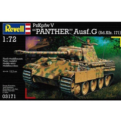 Kpfw. V Panther Ausg. G Revell 03171 (4009803031712)