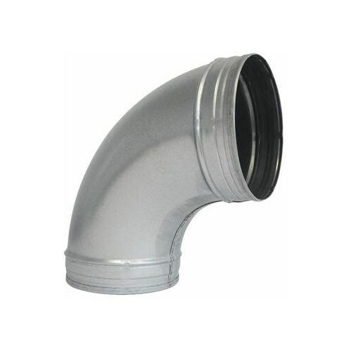 Spiroflex Kolanko wentylacyjne 90° 160 mm (5907710911891)