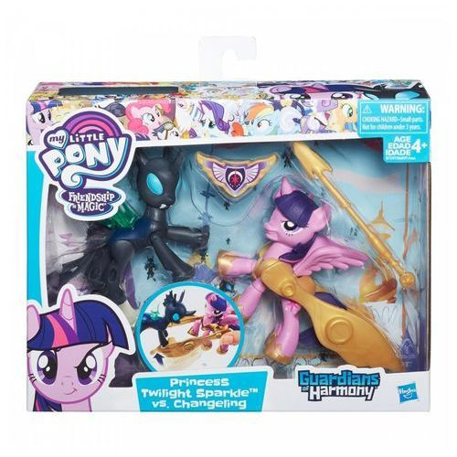 My little pony goh - pogromcy, twilight sparkle marki Hasbro