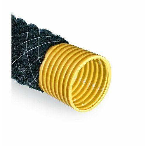 Pipelife Rura filtracyjna w otulinie z polipropylenu pp700 100 mm x 50 m