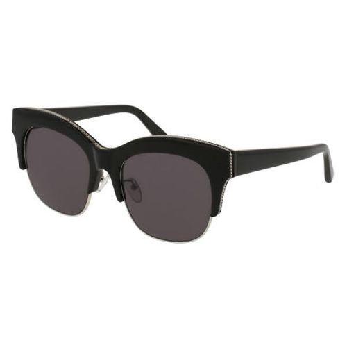 Okulary Słoneczne Stella McCartney SC0075SA Asian Fit 001