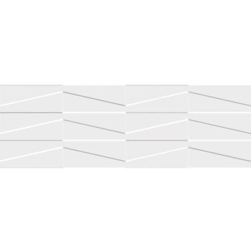 Paradyż Tel awiv bianco sciana c st. rekt.29,8x89,8 gat ii