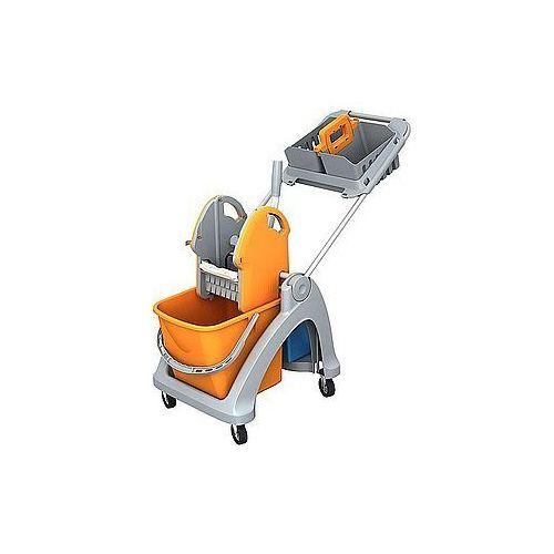 Wózek pojedynczy z tworzywa sztucznego - linia TSK Splast TSK-0002, TSK-0002