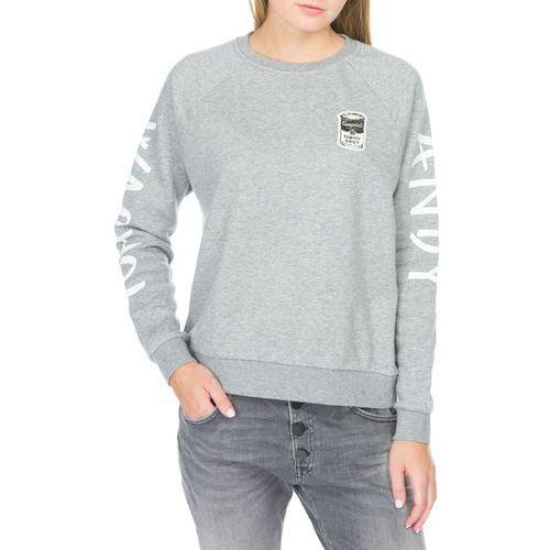 Pepe Jeans Kenzy Sweatshirt Szary M, kolor szary