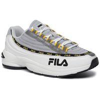 Sneakersy FILA - DSTR97 1010570.01Z White/Gray Violet, w 4 rozmiarach
