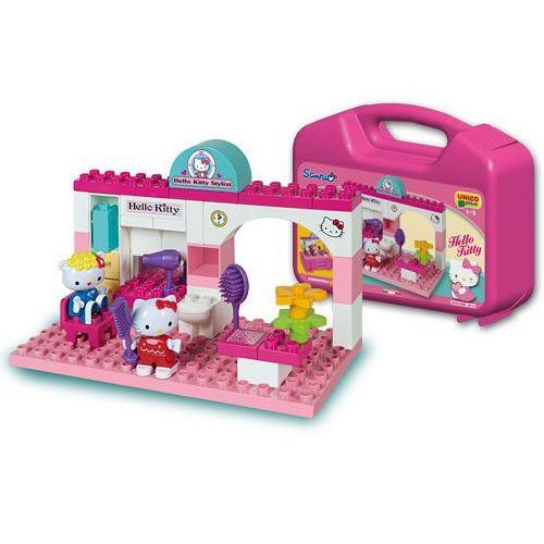 Unico Hello Kitty - Salon Fryzjerski w walizce - BEZPŁATNY ODBIÓR: WROCŁAW!