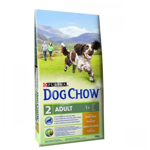 PURINA Dog Chow Adult Chicken 2x14kg (7613034487629)