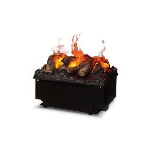 Wkład kominkowy do zabudowy kaseta 500 r 3d led z polanami - świeci i dymi - ekstra dodatkowy rabat marki Dimplex - najlepsze ceny
