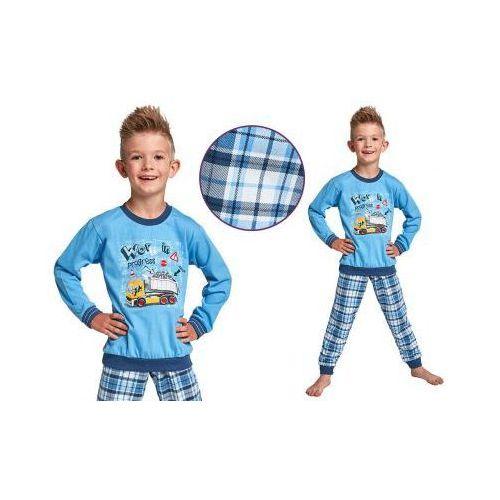 Piżama dziecięca EMIL: niebieski, kolor niebieski