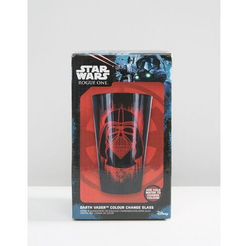Star Wars Rogue One Darth Vader Colour Change Glass - Multi