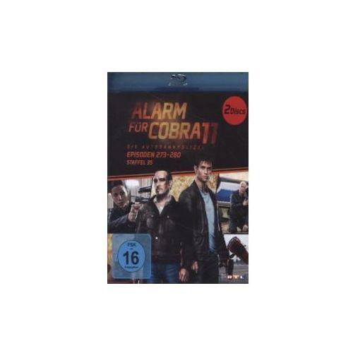 Alarm für Cobra 11, 2 Blu-rays. Staffel.35