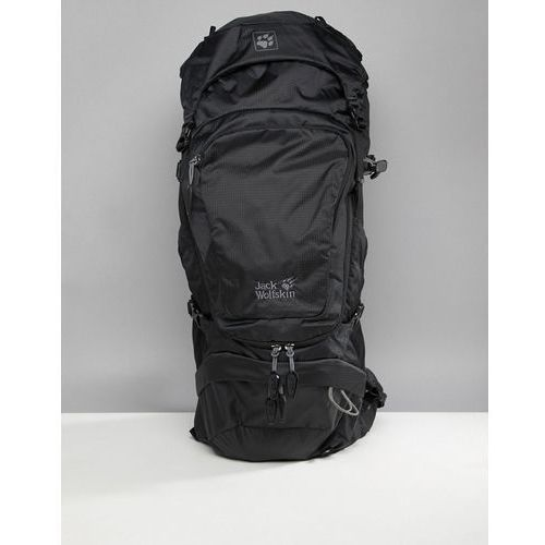 Jack wolfskin orbit 26 backpack in black - black