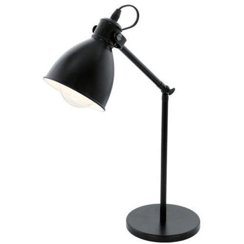Lampa biurkowa priddy, 49469 marki Eglo