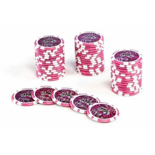 1 Poker nominały żetonów 50 sztuk - żetony do pokera nominał 5000
