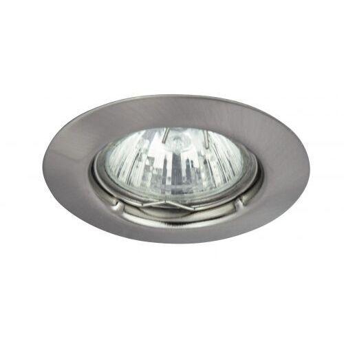 Oczko lampa sufitowa oprawa wpuszczana Rabalux Spot relight 1X50W GU 5.3 satyna 1089, 1089